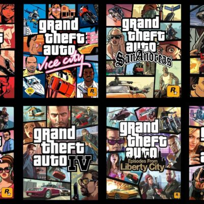 5 Most Popular GTA Android Games