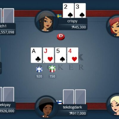 Appeak Poker Review: All Features, Free Chips and Daily Achievement